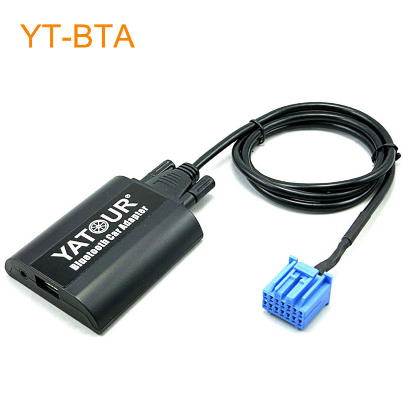 Yatour BTA Car Bluetooth Adapter Kit for Factory OEM Head Unit Radio for Acura CL EL MDX RSX TL car usb sd aux adapter digital music changer mp3 converter for skoda octavia 2007 2011 fits select oem radios