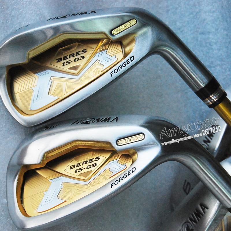 Cooyute New Golfschläger Honma S-03 3-Sterne-Golf Vollsatz Honma - Golf - Foto 4