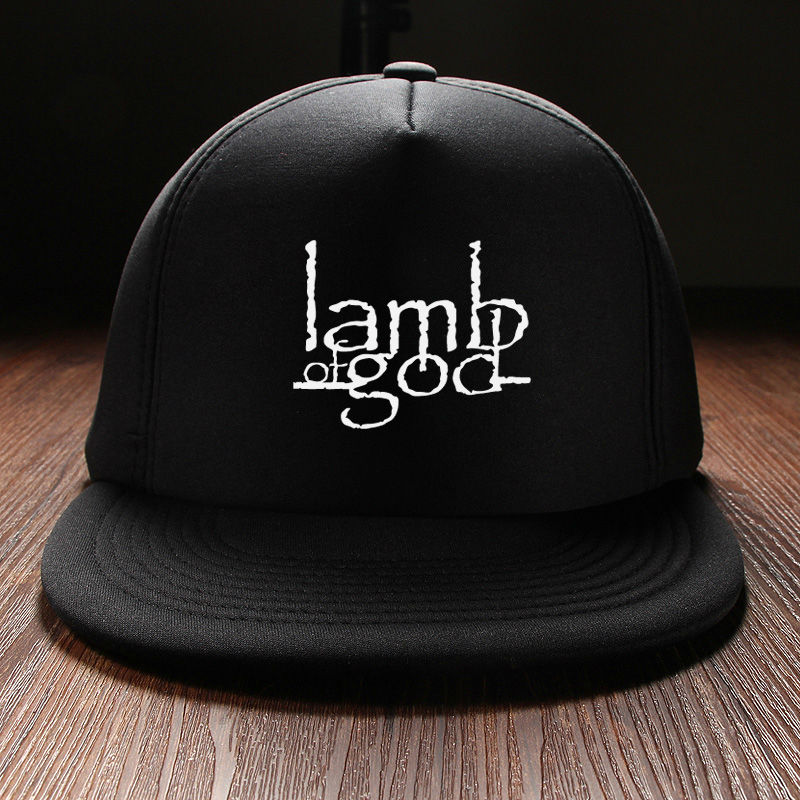 2017 Summer Style Lamb Of God Rock Band Snapback Baseball Caps Men Brand  Punk Velicle Fans Cap Women Cotton Free Shipping-in Baseball Caps from  Apparel ... d27a5e4318a6