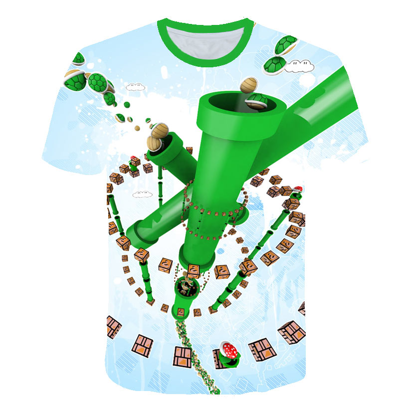 2019 Fashion New Harajuku Style Pullover Tees Men Women Casual T Shirt Anime Happy Tree Friends 3D Print Tops Brand Clothing in T Shirts from Men 39 s Clothing