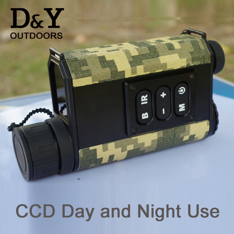 6X32 monocular laser font b rangefinder b font Digital Night vision with compass night vision scope