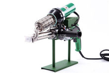 New Practical 3400W Handheld Plastic extrusion Welding machine Hot Air Plastic Welder Gun with JAPANESE HITACHI MOTOR LST600B