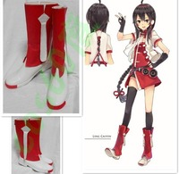 Vocaloid 3 IA yue zheng ling Cosplay boots shoes S008