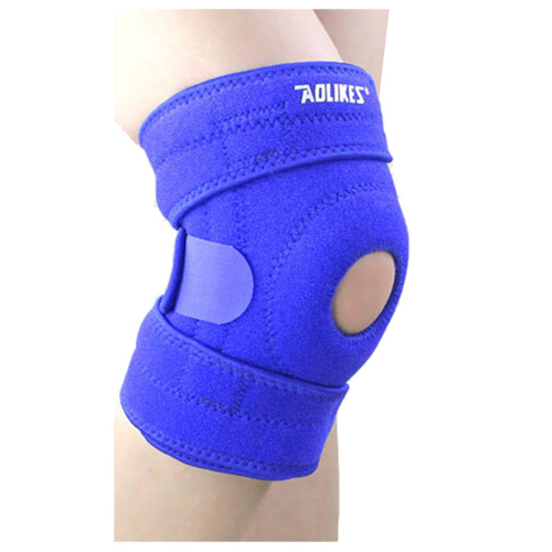 Knee Support, Open Patella, Arthritis, Pain, Sport, Brace Guard, NO 2: Right