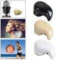2016 Auriculares Estéreo Bluetooth Auricular En La Oreja Mini V4.0 Manos Libres Bluetooth Inalámbrico Universal Para Todo El Teléfono