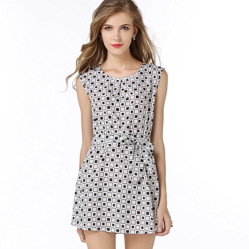 ≧2018 del tanque del verano Vestidos vestidos de festa sexy mini ...
