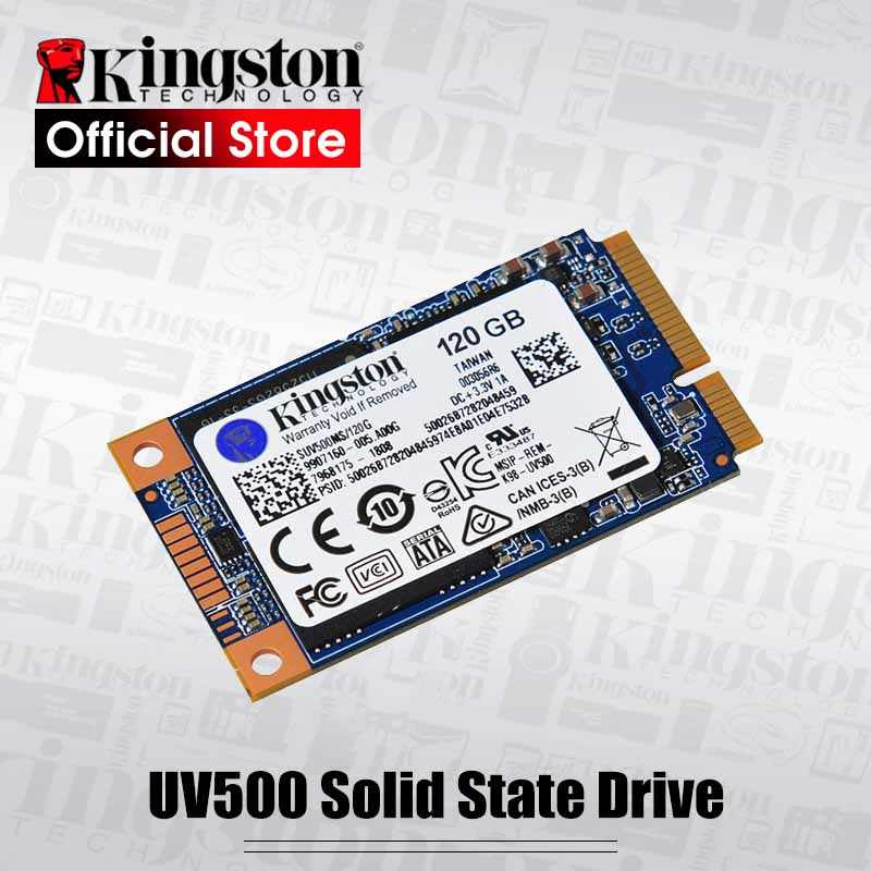 Kingston UV500 120gb SSD 240gb 480 GB mSATA Internal Solid State Drive HDD Hard Disk HD ssd 240gb Notebook PC