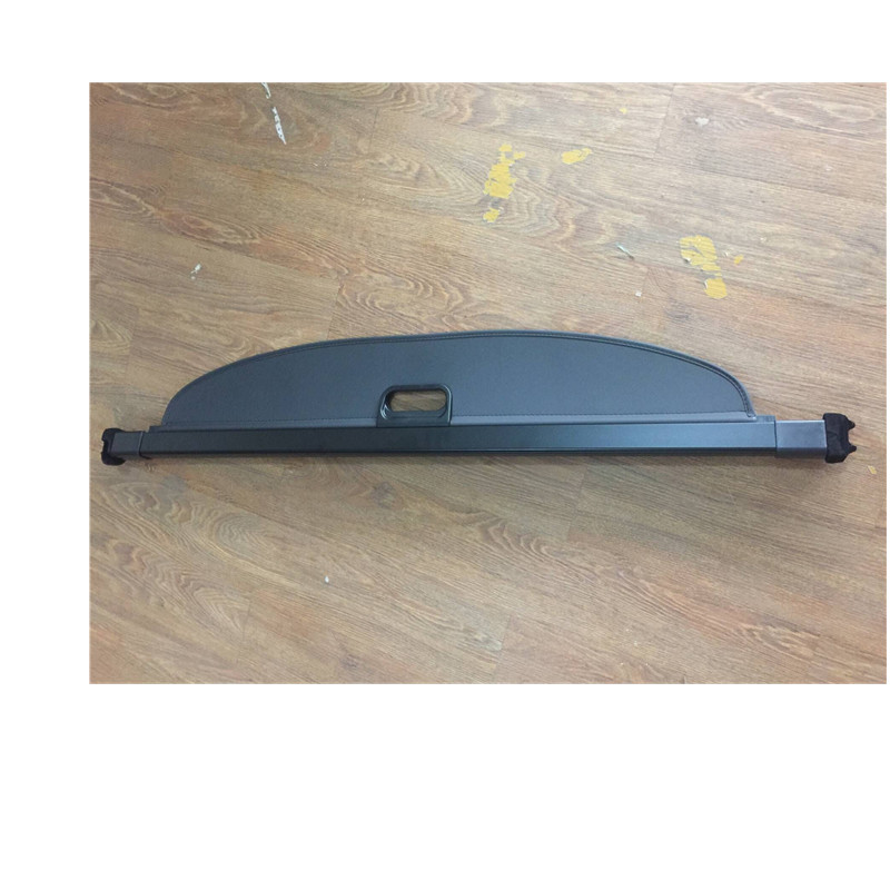 Car-Stying !  Accessories  Rear Trunk Retractable Cargo Luggage   Fit  for Land Rover Discovery Sport  2015 2016 2017 car rear trunk security shield cargo cover for land rover discovery 3 lr3 2005 2009 high qualit black beige auto accessories