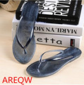 AREQW 2016 New Summer Slippers New Flip Flops Women Sandals  Female Drag Sandals  jelly Sandals Women Slippers