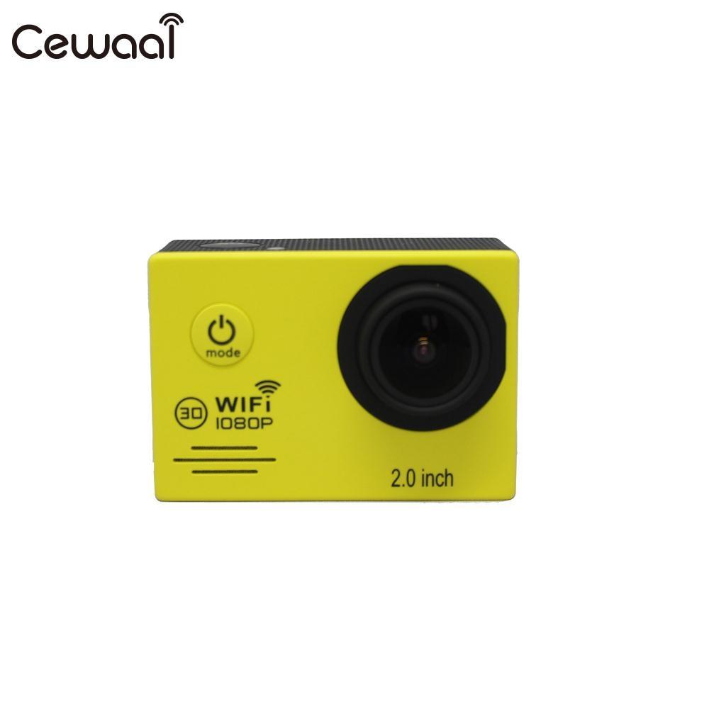 4 K 1080 P caméra Sport FULL HD Mini 4 K 1080 P caméra d'action FULL HD DVR WiFi 1080 P/60FPS photographie Full HD