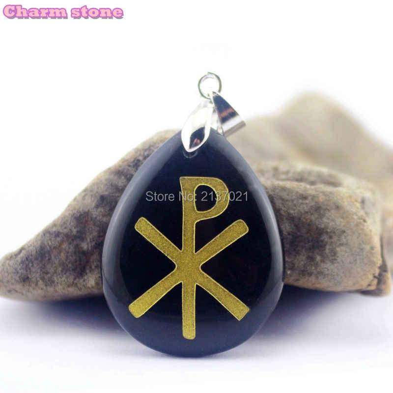 Jezus kawałek wisiorek Christian biżuteria prezent specjalny krzyż 18in skórzany naszyjnik choker naszyjnik w stylu Vintage komunikat akcesoria świąteczne