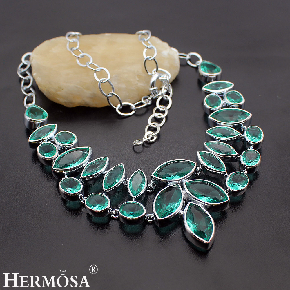 Hermosa Jewelry HUGE Green Eye Peridot 925 Sterling Silver Necklace 22 inches mason liquid calcium 1 200 mg with d3 400 iu 60 softgels