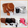 Camera Leather case bag for Nikon 1 J5