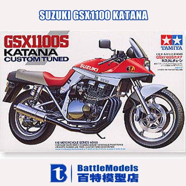 tamiya model 1 12 scale 14065 suzuki gsx1100 katana plastic model rh aliexpress com Suzuki GSX1100F Katana 1998 Suzuki Katana 750