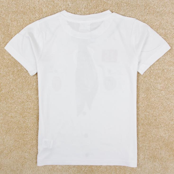 white color Clothing for boys clothes t shirt All for children ...