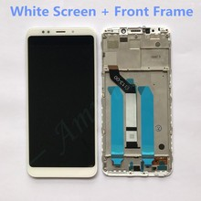 New For Redmi 5 Plus 2160x1080 LCD Display Screen Assembly Frame Xiaomi Phone Replacement Of Parts
