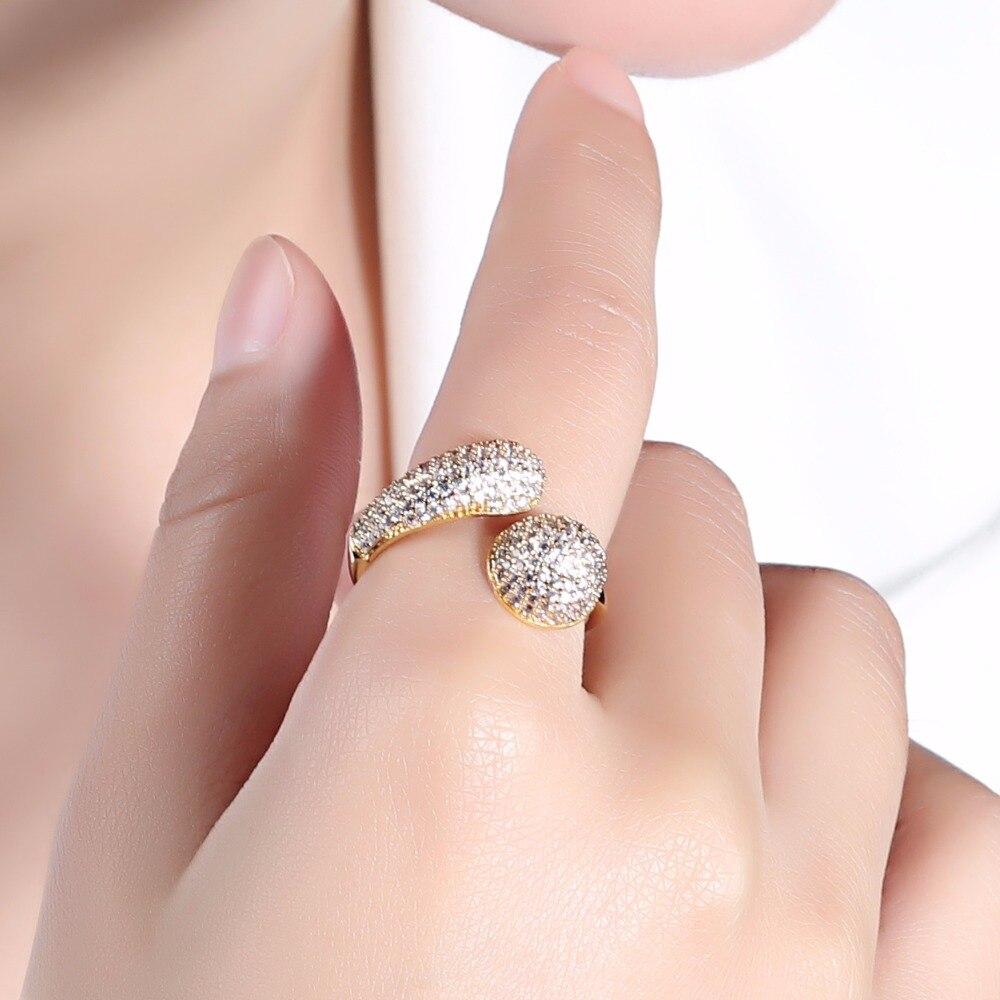 FATE LOVE Brand Ladies Women Rings for girl female Hpperbole Ring ...