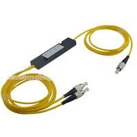 1x2 FC/UPC Fiber Optic PLC Splitter Fiber splitters Fiber pigtails FBT splitters