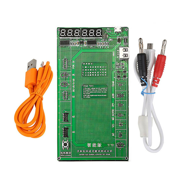 k 9208 battery fast charge activation test board for ipad for iphone rh aliexpress com