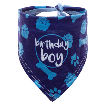 Cute Birthday Bandanna