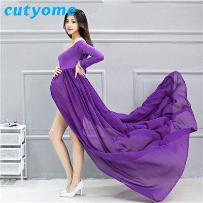 Purple Props Dress