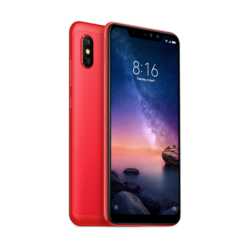 "Image 3 - Spain In stock Global Version Xiaomi Redmi Note 6 Pro NOTE6 PRO 4GB 64GB Octa Core 6.26"" Notch Full Screen 4000mAh Smartphone-in Cellphones from Cellphones & Telecommunications"