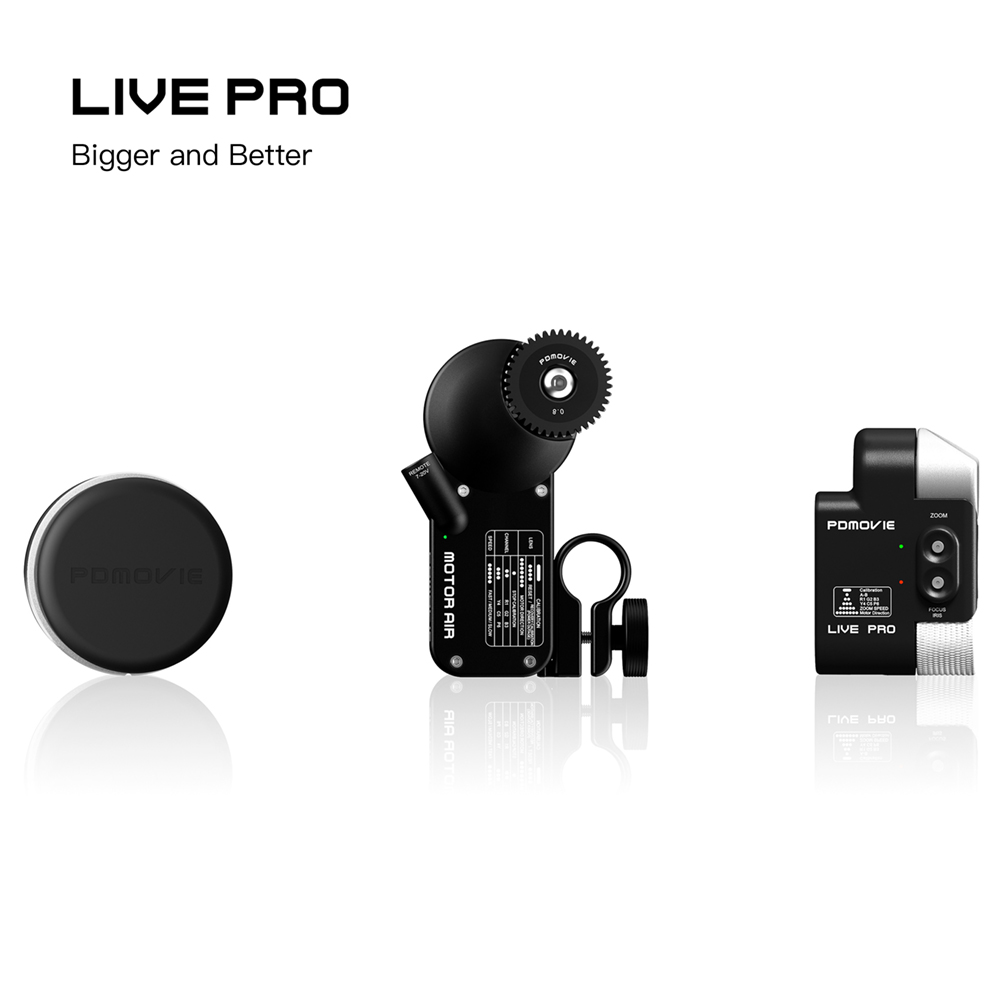 PDMOVIE LIVE PRO Wire Follow Focus