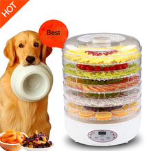 1PC  FD770C Dried Fruit Machine Fruit and Vegetable Pet Food  Dehydration Dry Meat Food Machine Snacks in the Dryer