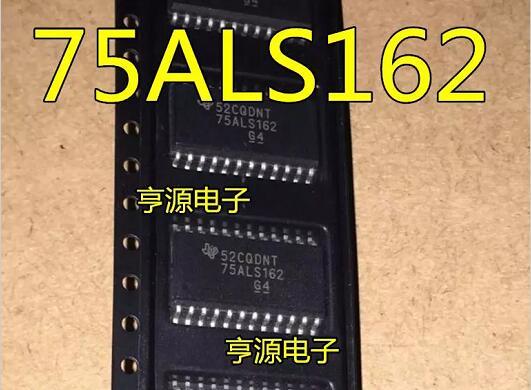 10pcs lot SN75ALS162DW 75ALS162 75ALS162DW SOP 24