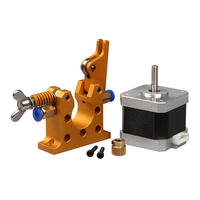 Reprap Kossel prusa remote feed extruder with 42 stepper motor for 3D printer parts