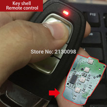 Collection Key Specital Gift Smart Remote Key For Audi key A4L A6 Q5 SQ5 S6 754C 754J Cut Blade With Chip Board No Function(China)