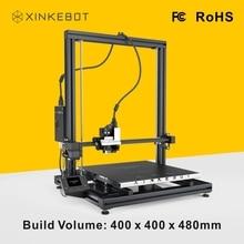 2017 новые большие версия xinkebot Orca2 cygnus impressora 3D Prusa i4 DIY машина комплект