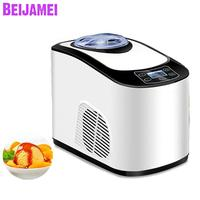 BEIJAMEI Hot Sale soft hard ice cream makers small commercial home ice cream maker making machine price