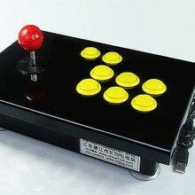 PC Jogos de Computador roqueiro de arcade joystick Wrestle Gamepads pc jogo pega controlador de jogo street fighter, Gamepad Frete grátis