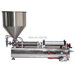 Wysoka Jakość 50-500 ml Pełna pneumatyczne tłoczek dla yorgurt/sos/dżem/miód  1 rok gwarancji