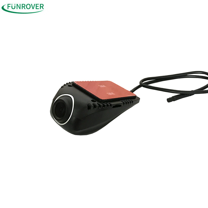 2018 Dash Camera Funrover Dashcam Front Camera Usb Dvr Android Dvd Player Usb2.0 Digital Video Recorder For Android5.1 6.0 8.0