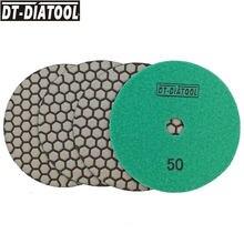 Dt diatool 4 шт шлифовальные диски диаметр 125 мм/5 дюймов