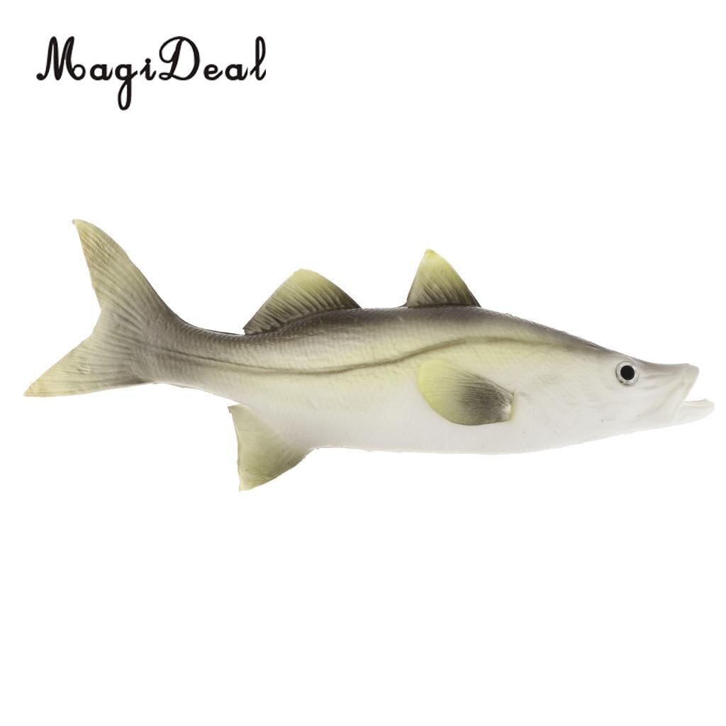 3d Tuna Fish: 3D PU Plastic Simulated Animal Fish Tuna Realistic Fish