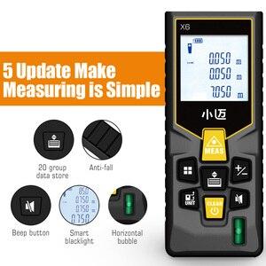 Image 4 - Mileseey Mini  laser distance Meter laser Tape measure
