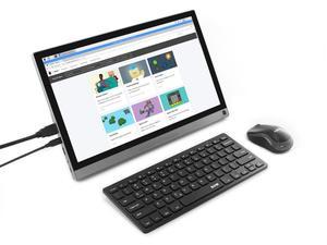 Image 2 - Waveshare 15.6inch Universal Portable Touch Monitor 1920*1080 Full HD IPS HDMI/Type C Ideaal Metgezel voor EU landen
