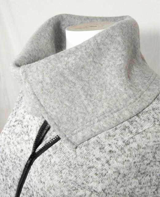 446fb92cc2d5 Women Autumn Winter Clothes Warm Fleece Jacket Slant Zipper Collared ...