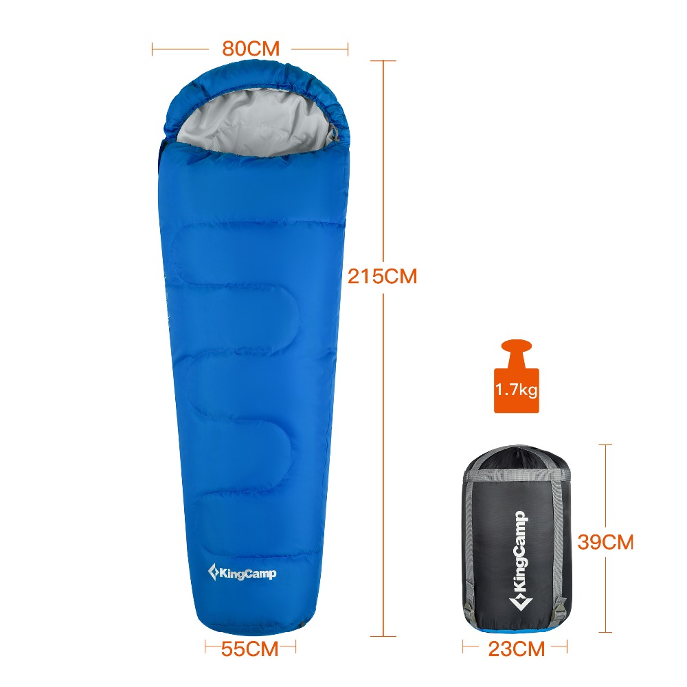 Ultraligh Portable Thick Sleeping Bag