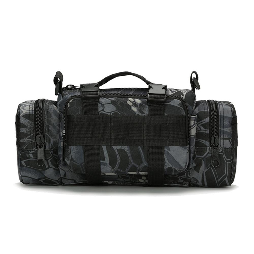 Unisex Fishing Bag Magic pockets upgrade second generation multi function outdoor 3D font b tactic b