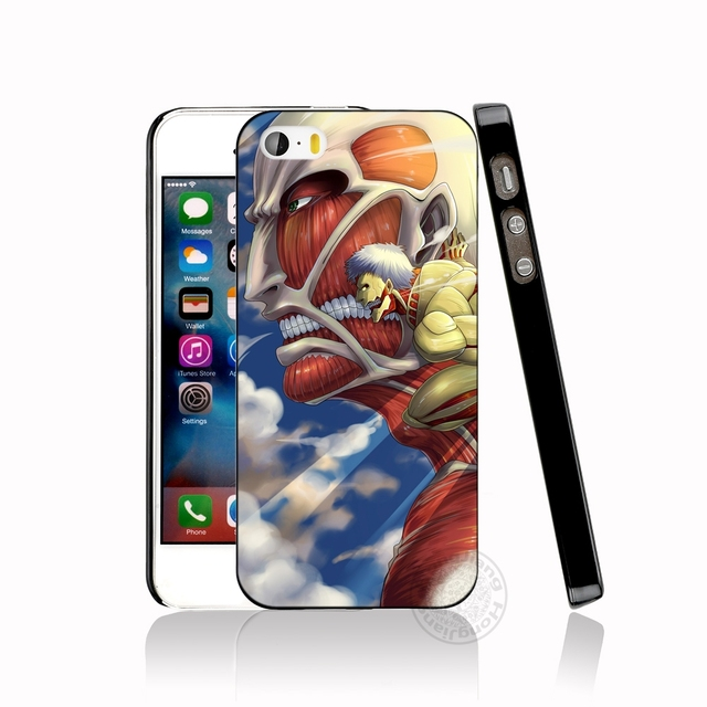 Attack on Titan Phone Cover for iPhone