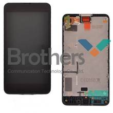 Wholesale LCD Screen and Touch Digitizer Assembly With Frame For Nokia Lumia 630 N630 Moneypenny,RM-977,RM-978 Free Shipping