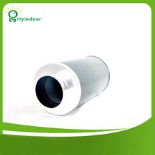6″x19″ Air Purifier Inline Fan Carbon Filter