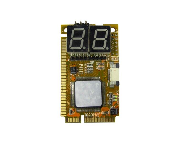 5 IN 1 PCI-E, PCI, LPC, I2C, ELPC diagnostic post tester card For Laptop Motherboard Guaranteed 100% pci