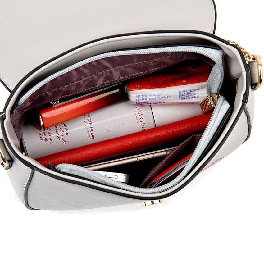 de alta qualidade pu de Estilo 2 : Famous Brand Designer Messenger Bag