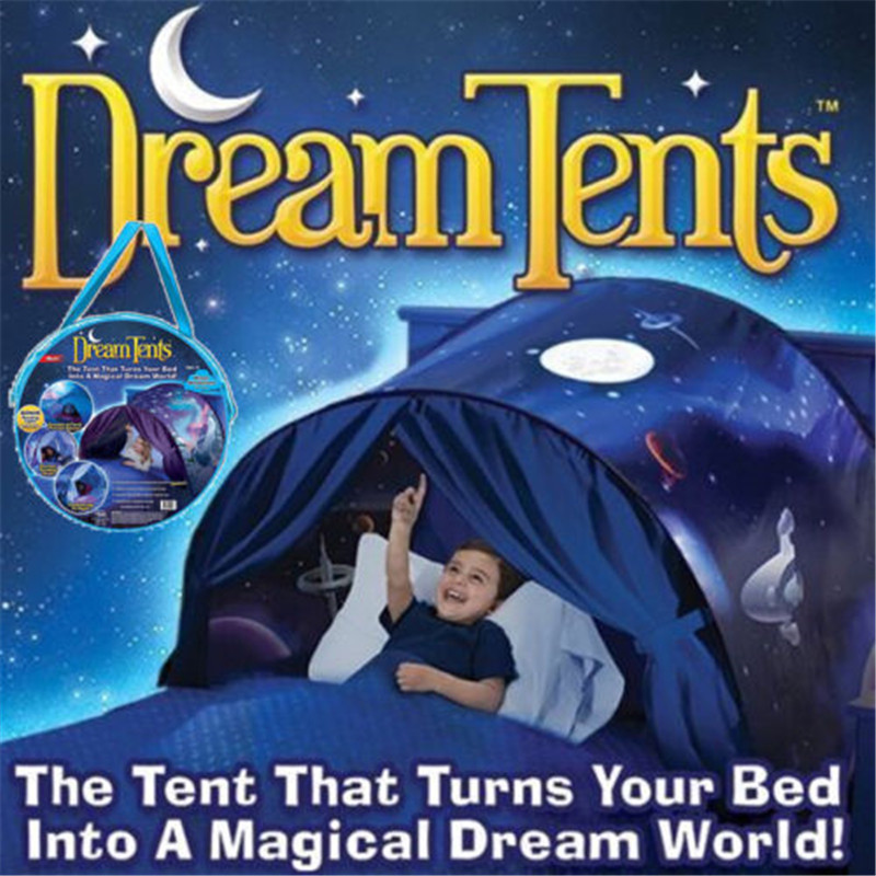 Hot Sell Dream Tents Winter Wonderland Foldable Tent C&ing Outdoor /Indoor Tent Boy Girl Children Kids Warmth Dream Stars Tent-in Mosquito Net from Home ...  sc 1 st  AliExpress.com & Hot Sell Dream Tents Winter Wonderland Foldable Tent Camping ...