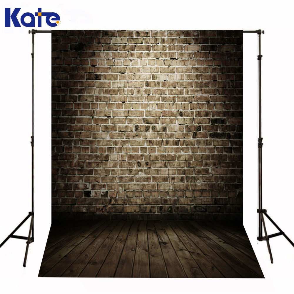 Kate Background Photography Newborn Baby Brick Wall Lights Fall Achtergrond Kerst Wood Texture Floor Backdrop For Photo Shoot kate digital printing photography backdrop brick wall wood floor background colorful flags for children backdrop wood background